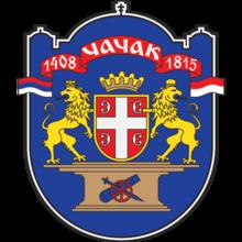 Grb Čačka